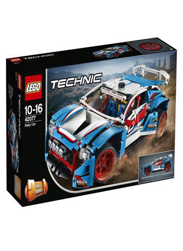 Lego LEGO Technic Rally Car Renkli